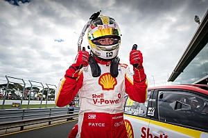 Supercars Qualifying report Phillip Island Supercars: McLaughlin snares record pole