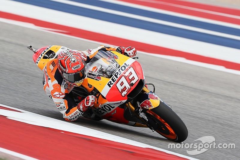 MotoGP: Márquez továbbra is érinthetetlen Austinban, övé a pole!