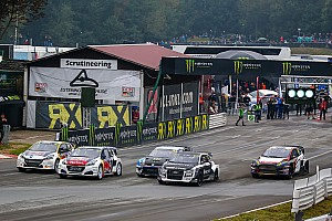 World Rallycross Breaking news World RX unveils 2018 entry list