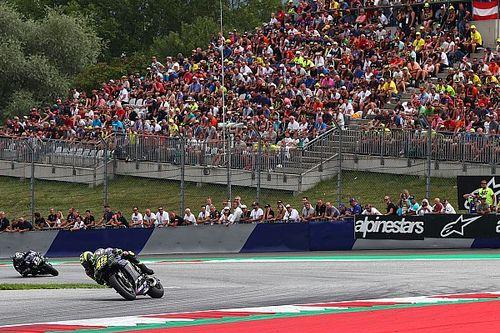 MotoGP: Rodada dupla na Áustria contará com 100% da capacidade de público nas arquibancadas