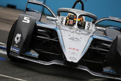 London E-Prix: Vandoorne scores Mercedes' first pole since Rome