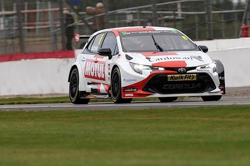 Silverstone BTCC: Butcher wins Race 1 after pass on Ingram