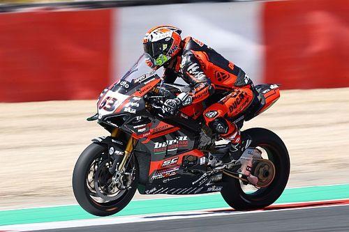 Rabat splits with Barni Ducati World Superbike team