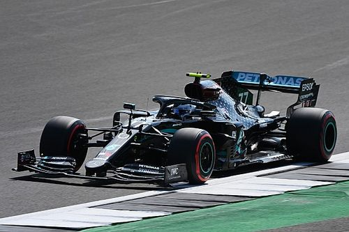 "Bottas: Resolver ""acerto do carro"" foi fundamental para a pole"