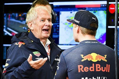 Red Bull Tidak Khawatir Verstappen Pergi