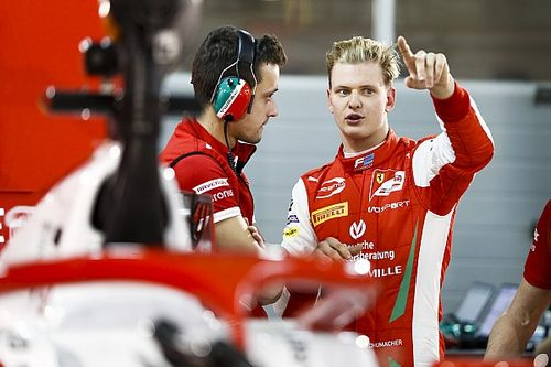 Schumacher, Ilott et Shwartzman vont faire des EL1