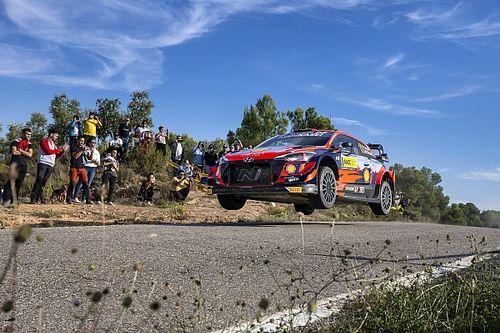 Neuville no perdona y Sordo se acerca al podio del Rally de España