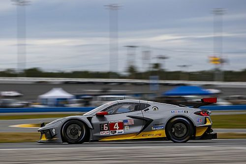 Corvette drivers wary of LMP3 impact on GTLM fight