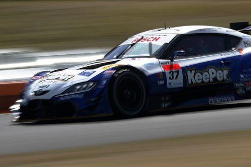 阪口晴南、GT500代役参戦の大役果たし驚異のPPラップ「僕を呼んでくれたチームに感謝」