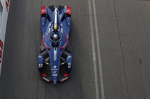 Rome E-Prix: Second FE practice aborted due to kerb damage