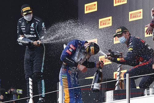 GALERÍA: mejores fotos del GP Emilia Romagna F1