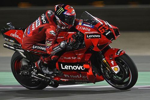 Bagnaia Sebut Ducati Sangat Inovatif