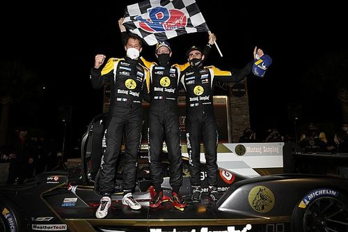 Sebring 12H: Bourdais, Duval, Vautier win in JDC-Miller Cadillac