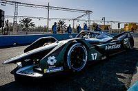 フォーミュラEディルイーヤePrixレース1予選:デ・フリーズがPP。ここまで全セッション首位!