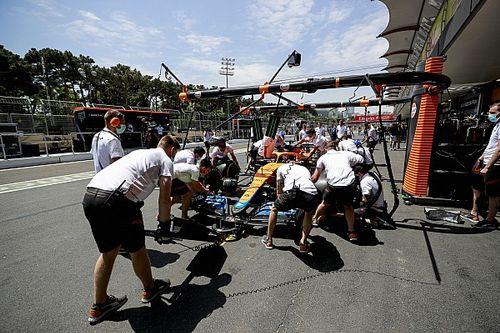 迈凯伦支持将F1进站限制推迟至比利时大奖赛