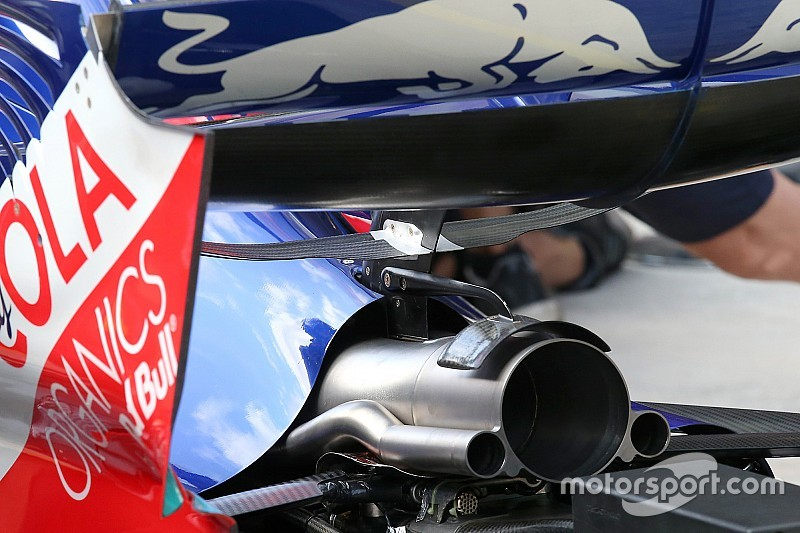 F1 tech review: How Toro Rosso's adaptability helped boost Honda