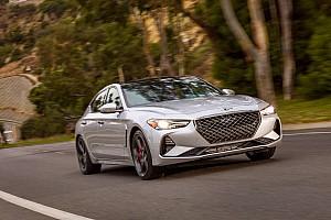 Hyundai запланував створити спортивну версію Genesis G70