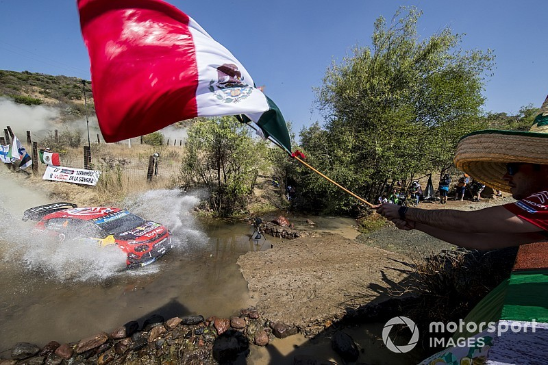 Rally del Messico, PS1 cancellata per ragioni di sicurezza