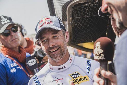 Loeb pronto a tornare alla Dakar nel 2021 con BRX-Prodrive