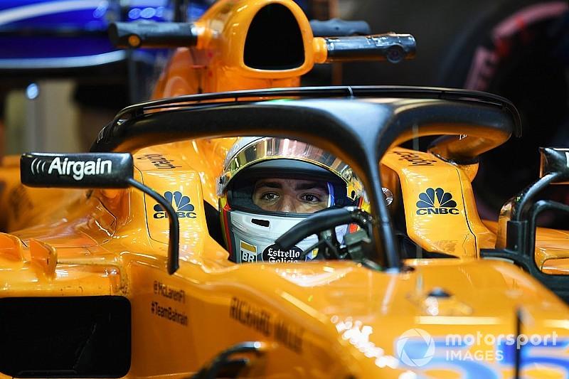 Carlos Sainz Jr prend ses repères chez McLaren, sa nouvelle équipe F1 en 2019