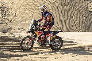 Dakar Stage 9: TVS curi kemenangan, persaingan makin sengit