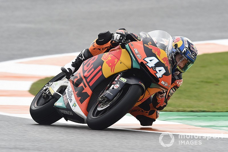 Moto2 Valencia: Oliveira wint laatste race van Honda-tijdperk