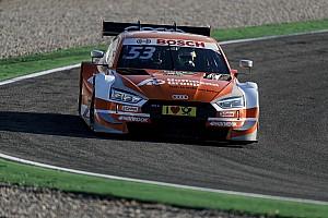 Hockenheim, Libere 3: Jamie Green suona la sveglia per le Audi