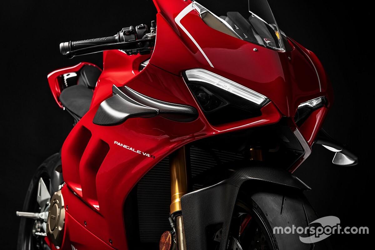 Галерея: новий мотоцикл Ducati Panigale V4R для світового Супербайку сезону-2019