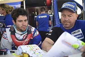 Dakar Entrevista Caimi, el sueño argentino y de Yamaha para el Dakar