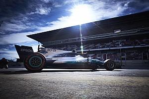 Formule 1 Diaporama La saison 2017 de Mercedes en 50 photos