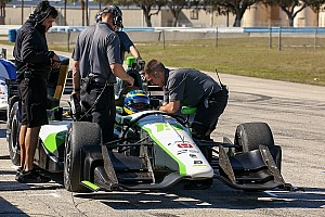 "IndyCar Breaking news Bourdais ""building a book of feedback"" at new-look Coyne team"