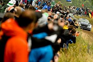 WRC Top List GALERÍA: lo mejor del WRC en Polonia en imágenes