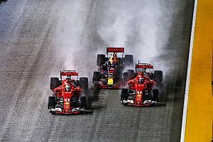 Tim en Tom Coronel over de crash van Verstappen: