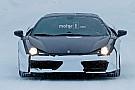 Auto Ferrari mijote une 488 encore plus puissante !