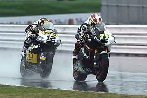 Moto2 Ultime notizie Aegerter squalificato dalla gara di Misano, Lüthi guadagna 5 punti