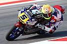 Moto3 Fenati vence prova acidentada em Misano com diferença de 28s
