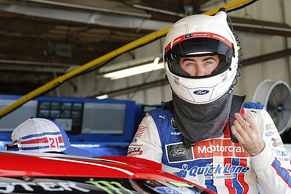 NASCAR Cup Practice report Ryan Blaney tops final NASCAR Cup practice at Bristol