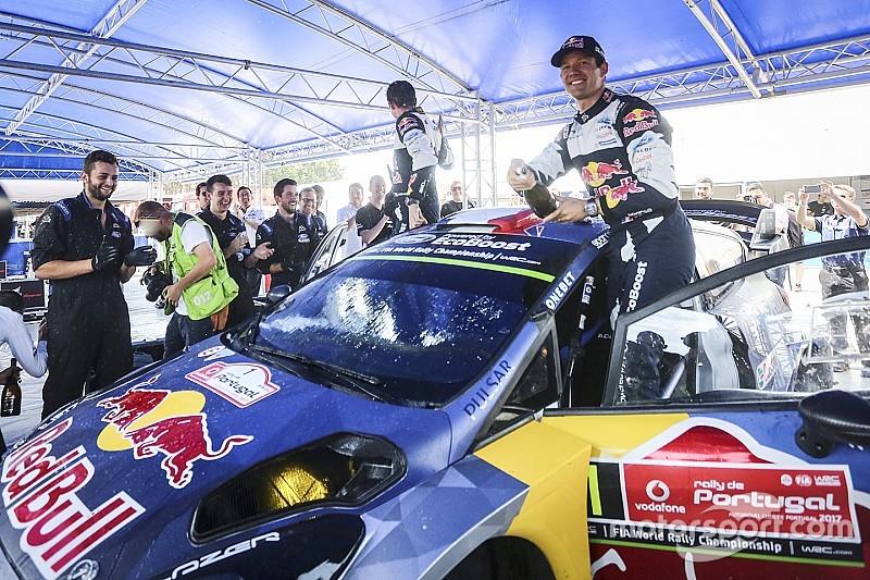 Ogier egy kemény csatában és új autóval nyert Portugáliában