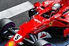 F1 【F1】ベッテル、メルセデスの木曜のペースは「奇妙だ」と警戒