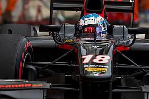 FIA F2 Prove libere Nick De Vries conquista la vetta della classifica nelle Libere di Baku