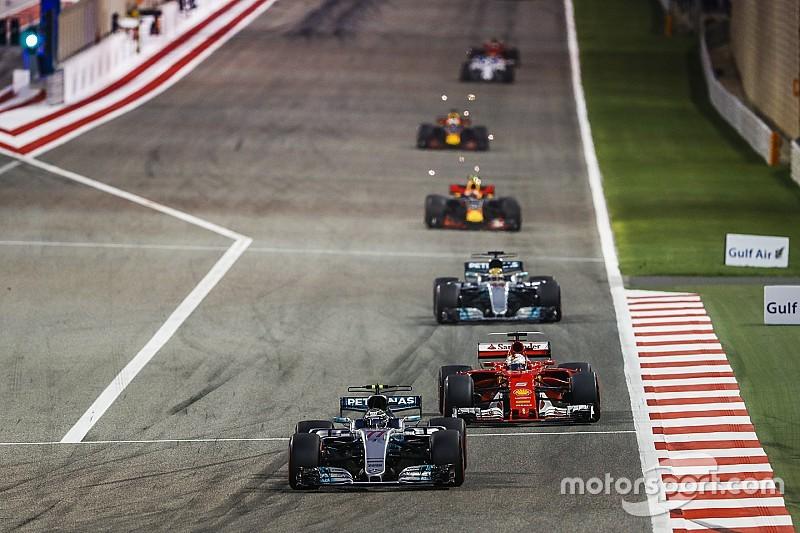 FIA-Analyse zur F1 2017: 3 Top-Antriebe innerhalb von 0,3 Sekunden