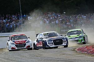 World Rallycross Réactions Ekström aurait voulu faire un peu mieux encore