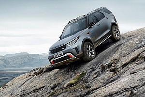 Automotive Noticias de última hora Land Rover Discovery SVX 2018, todoterreno con mayúsculas