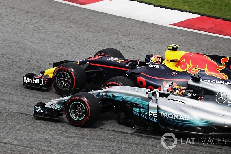 """Verstappen bat Hamilton à la régulière : """"Incroyable de gagner!"""""""