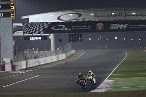 MotoGP Ultime notizie Qatar: una sessione di libere extra per la MotoGP se arriva la pioggia