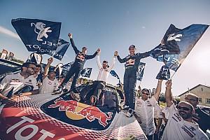 Dakar Breaking news Peterhansel admits Dakar win down to experience, not speed