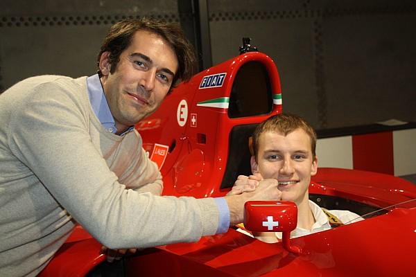 Kevin Jorg ancora nella GP3 Series, però con la Trident...
