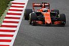 【F1】アロンソ、新タイヤには好感触「望み通りのドライブができる」