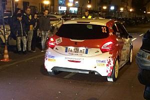 CIR Prova speciale Targa Florio, 208 Top - PS1: Mazzocchi dà spettacolo a Collesano