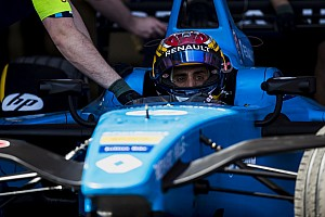 """Formel E Interview Buemi: """"Das Rennen hätte für uns gut enden können"""""""